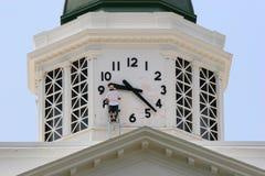 ustalenie czasu Zdjęcia Royalty Free