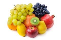 ustalenie owoców Zdjęcia Royalty Free