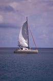 ustalenie ' s sail. zdjęcie royalty free