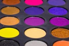 Ustalony kolor makijaż Zdjęcie Royalty Free