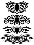 ustalony tatuaż Obraz Royalty Free