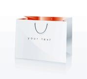 ustalony torba (1) zakupy Zdjęcie Stock