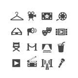 ustawić symbole Obrazy Stock