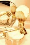 ustawia golenie Obraz Royalty Free