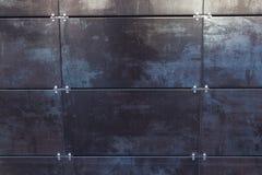 Ustawia metalu talerza stali tło Cześć res Obraz Stock