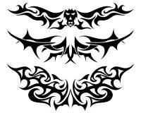 ustawia tatuaże Zdjęcie Stock