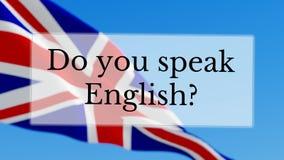 Usted habla inglés libre illustration
