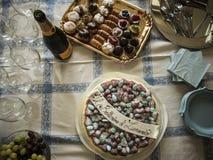 ¿Usted les gusta algunos dulces? Imagenes de archivo