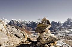 Usted puede construir una montaña Fotografía de archivo libre de regalías