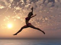 Usted puede volar Imagen de archivo libre de regalías