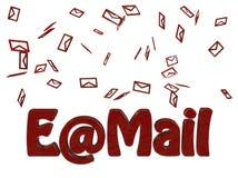Usted tiene el email Fotografía de archivo libre de regalías