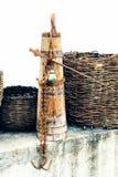 Ustensiles antiques de m?nage photos stock