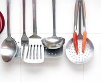 Ustensiles de cuisine Image libre de droits