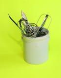 Ustensiles de cuisine Photo libre de droits