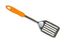Ustensiles de cuisine, spatule, Photos stock