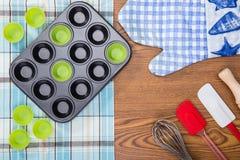 Ustensiles de cuisson Images libres de droits