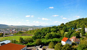 Usti nad Labem, Aussig Imagens de Stock Royalty Free