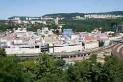 Usti nad Labem, Czech republic Royalty Free Stock Images