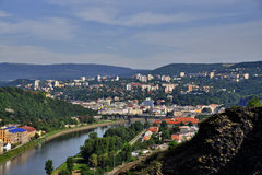 Usti nad Labem, Czech republic Stock Image