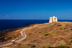 Ustica-Insel, Italien Stockfotografie