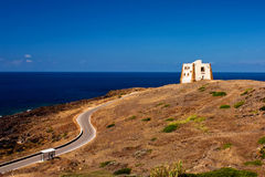 Ustica island, Italy Stock Photography