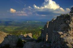 Ustra-Festung Stockfotografie