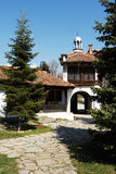 Ustrem monastery Royalty Free Stock Images
