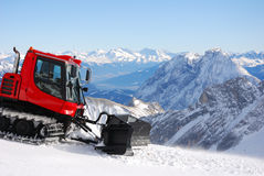 usuwanie śniegu obrazy stock