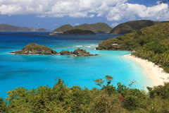 USVI Royalty Free Stock Photos
