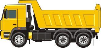 usyp ciężarówka Zdjęcie Stock