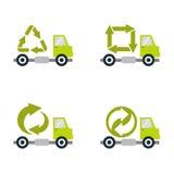 Usyp ciężarówki ikona royalty ilustracja