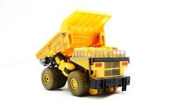 Usyp zabawkarska ciężarówka zdjęcia royalty free