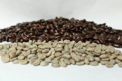 Usypywać stos kawa Obraz Stock