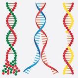Uszkadzający DNA. Obrazy Stock