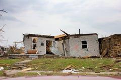 uszkadzający domowy joplin mo tornado Obraz Stock