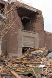 uszkadzający podstawowego joplin mo szkolny tornado Obraz Royalty Free