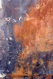uszkodzona stara ściany Obrazy Stock