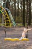 Uszyta beztwarzowa lala Fotografia Stock