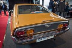 Utövande bil Mazda 929 Kupé, 1977 Royaltyfria Foton