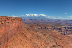 UT-Canyonlands National Park-Island in the Sky District-Grandview Trail Stock Photos