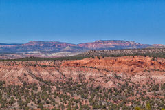 UT-Grand Staircase of the Escalante-Hole in the Rock Road-Devil's Garden area Stock Photo