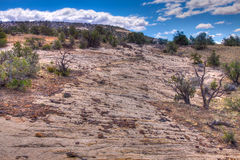 UT-Grand Staircase of the Escalante Royalty Free Stock Images
