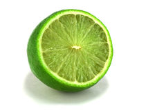 Сut Lime Royalty Free Stock Images