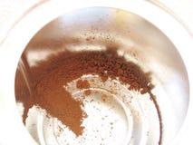 Ut ur kaffe Arkivbilder