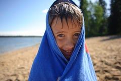 ut vatten fotografering för bildbyråer