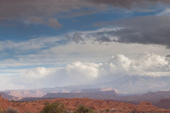 Utah-Arches National Park Stock Photography