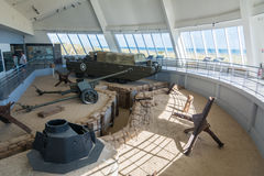 The Utah Beach D-Day Museum Stock Photography