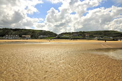 Utah Beach, Normandy Royalty Free Stock Images