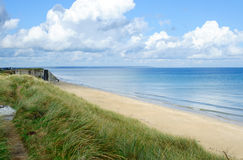 Utah beach. stock photography