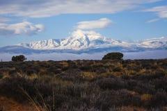 Utah-Berg Pennell Lizenzfreies Stockbild